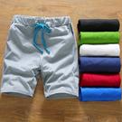 多色抽繩鬆緊腰棉褲/短褲/居家褲/運動褲 4色 M-3XL碼【CM65005】
