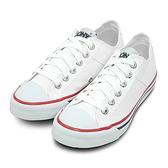 LIKA夢  PONY經典帆布鞋--Shooter--白--73U1SH61RW-- 男