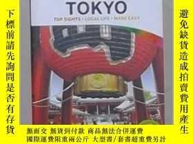 二手書博民逛書店英語原版罕見Lonely Planet Pocket Tokyo