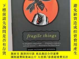 二手書博民逛書店fragile罕見thingsY8791