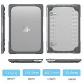 蘋果 MacBook Pro 16 A2141 雙色電腦殼 電腦保護殼 支架散熱