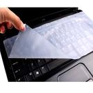BO雜貨【SV6319】7吋~14吋 通用筆電鍵盤矽膠保護膜 透明鍵盤保護膜 防塵防水防污 矽膠膜