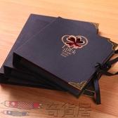 DIY手工相冊影集紀念本粘貼式寶寶情侶浪漫韓國創意生日靈魂禮物