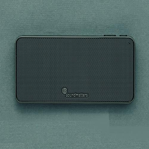 【漢博】SOUNDMATTERS DASH 4 微型藍牙音響-霧鈦