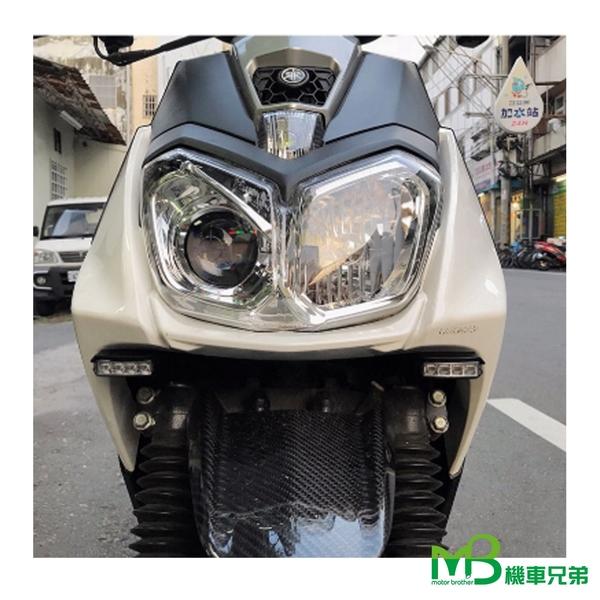 機車兄弟【 KOSO 前LED方向燈組(含專用固定架) 】(BWS'R)