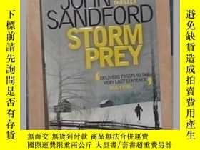 二手書博民逛書店《罕見Storm Prey 》John Sandford 著Y1