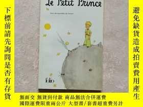 二手書博民逛書店Le罕見Petit Prince:La version françaiseY259689 Antoine de