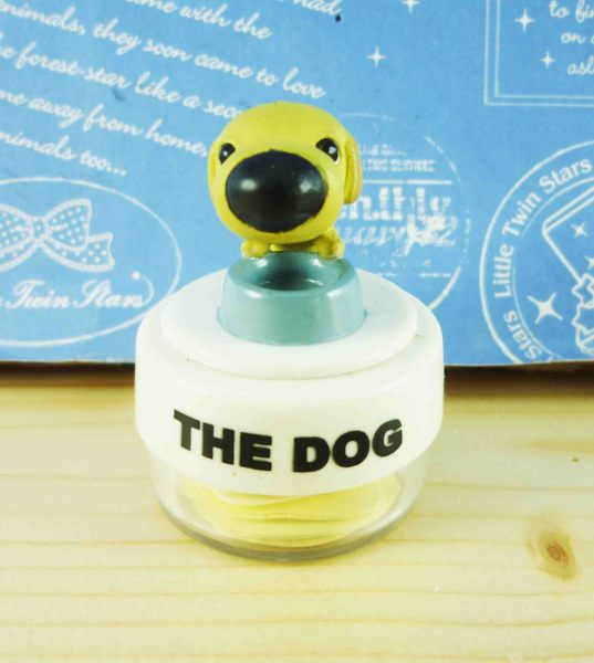 【震撼精品百貨】新大頭狗_The Dog~貼紙附罐-黃金獵犬
