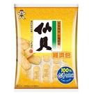 旺旺仙貝米果經濟包350g(即期良品)【愛買】