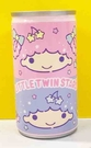 【震撼精品百貨】Little Twin Stars KiKi&LaLa 雙子星小天使~三麗鷗雙子星紙膠帶附罐(3入)#70681