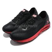 Under Armour 慢跑鞋 UA HOVR Sonic 4 黑 紅 男鞋 跑鞋【ACS】 3023997001