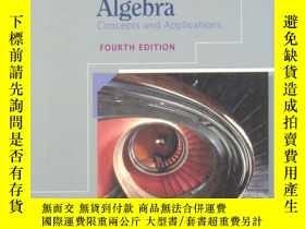 二手書博民逛書店Intermediate罕見Algebra: Concepts and Applications 第4版(中級代數