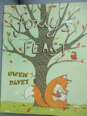 【書寶二手書T1/少年童書_WFZ】Foxly s Feast_Owen Davey