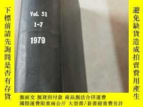二手書博民逛書店machine罕見design Vol.51 1-7 1979