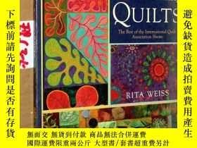 二手書博民逛書店英文原版;Prize-Winning罕見QUILTS 見圖片Y3