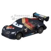 〔小禮堂〕迪士尼 閃電麥坤 TOMICA小汽車《C-20.黑.賽車》公仔.玩具.模型 4904810-40847