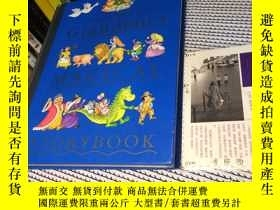 二手書博民逛書店英文原版罕見Grandma s Magical Storyboo