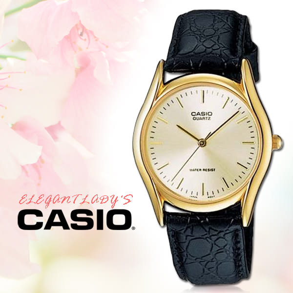 CASIO卡西歐  手錶專賣店 CASIO 手錶 LTP-1094Q-7A 女錶 指針錶 皮革錶帶 防水