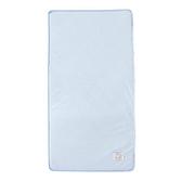 【奇哥】冬夏兩用立體透氣床墊:布套(藍色)