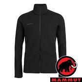 【MAMMUT 長毛象】Aconcagua 男 防風保暖立領外套『0001 黑』1014-02450 外套 冬季 保暖 禦寒