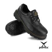 PAMAX 帕瑪斯【帥氣馬丁安全鞋】工作鞋/新型專利止滑底/全雙舒適軟墊-PW15801FEH