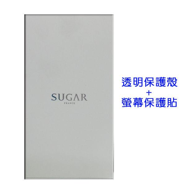 糖果SUGAR S 4.8吋手機保護殼+保貼◆加贈原廠玻璃保貼