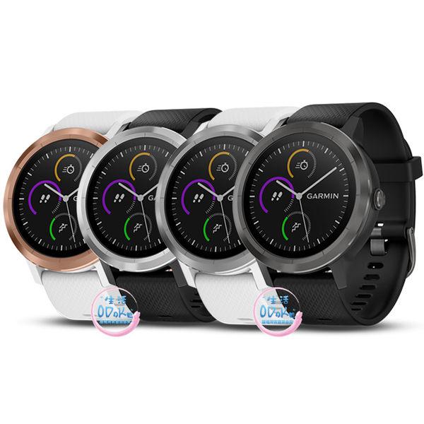 (輸入折扣碼折100) Garmin vívoactive® 3 GPS智慧腕錶 行動支付及腕式心律 vivoactive 3【生活ODOKE】