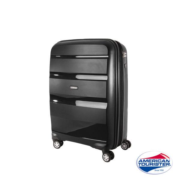 AT美國旅行者 20吋Bon-Air DLX可擴充PP材質飛機輪登機箱(黑)