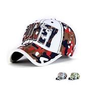 棒球帽-牛仔布迷彩字母刺繡生日情人節禮物男女鴨舌帽3色73da27【時尚巴黎】