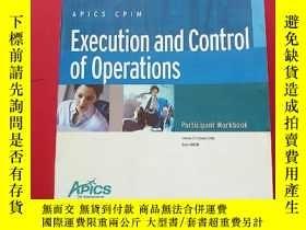 二手書博民逛書店Execution罕見and Control of Operat
