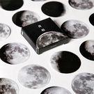 【BlueCat】陌墨月相月亮盒裝貼紙 ...