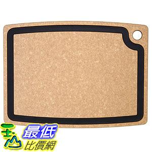 [美國直購] Epicurean 003-18130102 砧板 美國製 Gourmet Series Cutting Board, 17.5吋 x 13吋 Natural/Slate