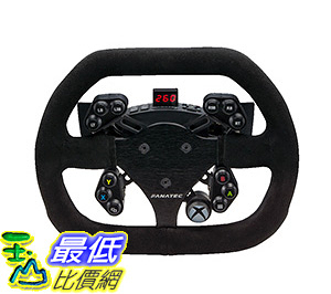 [106美國直購] ClubSport Steering Wheel Flat 1 方向盤