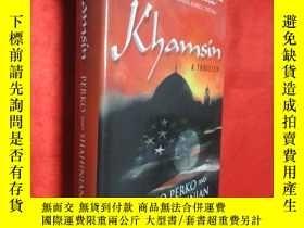 二手書博民逛書店Khamsin:罕見A Thriller (小16開,硬精裝)