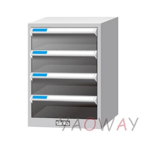 【耀偉】天鋼 桌上型文件箱A4L-104 (效率櫃/資料櫃/檔案櫃)