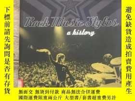 二手書博民逛書店Rock罕見Music Styles(fourth ediion
