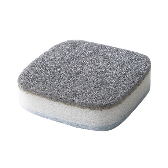 替換海綿 菜瓜布 海棉刷 洗碗刷 手柄 鍋刷 刷子 瓷磚刷 洗手台 壁掛式海綿清潔刷 MY COLOR【Q279】
