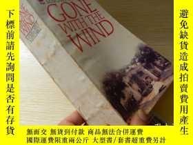 二手書博民逛書店Gone罕見With The Wind【36開 英文原版】Y16