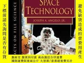 二手書博民逛書店The罕見Facts on File Dictionary of Space Technology (Facts