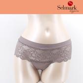 selmark出清-蕾絲M-XL平口褲.三角褲(紫)S20102.5