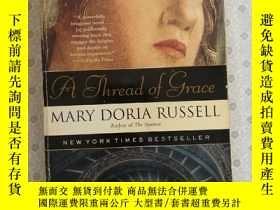 二手書博民逛書店A罕見Thread of GraceY281995 Mary D