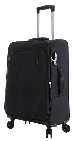 ~雪黛屋~splendid 20吋行李箱加大容量商務輕量高單數防水尼龍布360度靈活旋轉鋁合金#6039