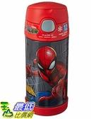 [103美國直購] Thermos 兒童保溫水壺 Funtainer Bottle, Spiderman F4016SP6 蜘蛛人