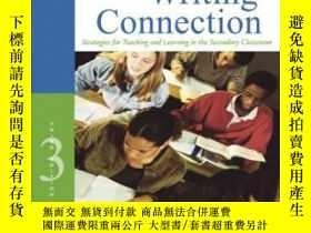 二手書博民逛書店The罕見Reading writing Connection: