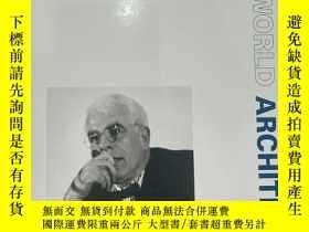 二手書博民逛書店NEW罕見WORLD ARCHITECT 10新世界建築師10(