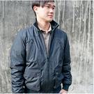 【碧多妮】型男保暖必備-休閒夾克/防風外套-[8207]