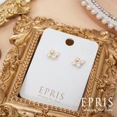 氣質系耳環 珍珠泡泡 貼耳耳環 飾品品牌 純銀耳環 珍珠耳環