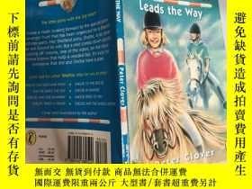二手書博民逛書店shelite罕見leads the way謝麗特帶路Y200392