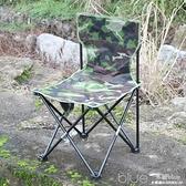 多功能輕便馬扎戶外折疊椅釣魚椅子便攜靠背小板凳釣魚凳加厚露營 【2021新春特惠】 YYJ