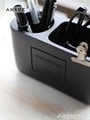 北歐簡約筆筒女創意時尚韓國小清新學生化妝刷歐式復古筆筒收納盒 交換禮物